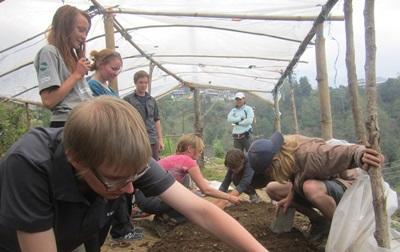 Volontariat nature en Himalaya