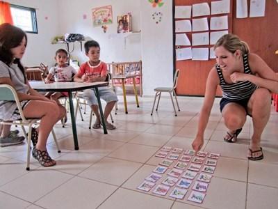 Mission en enseignement en Argentine