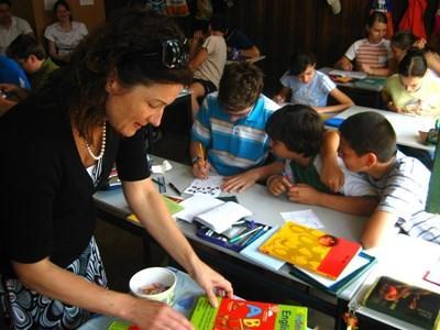 Mission enseignement en Roumanie