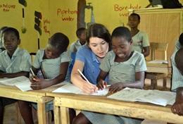 Missions de volontariat et stages au Ghana : Enseignement
