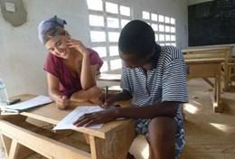 Missions de volontariat et stages au Togo : Enseignement