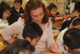 Missions de volontariat au Vietnam : Enseignement