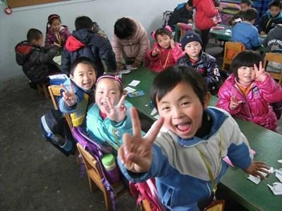 Bénévolat en enseignement humanitaire en Chine