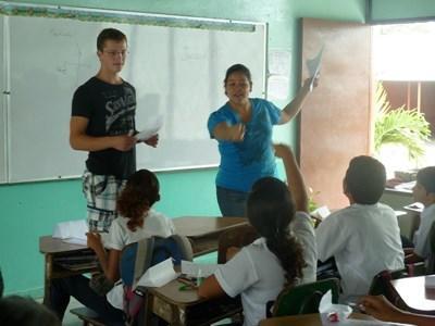 Animation socio-éducative pour enfants en Amérique Latine