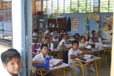 Mission d'enseignement en Equateur