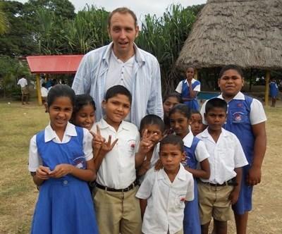 Mission en enseignement d'anglais aux îles Fidji