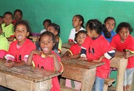 Missions de volontariat Enseignement : Madagascar