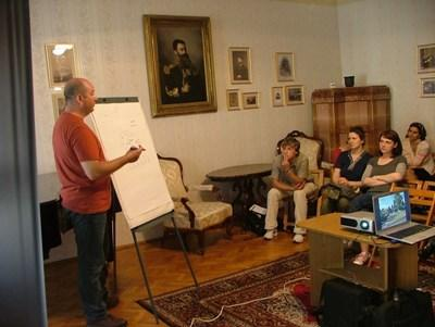 Enseigner le français aux roumains