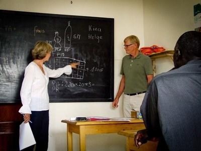 Aide à l'éducation en Afrique
