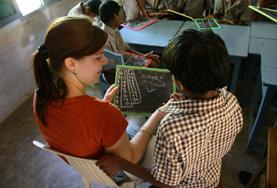 Missions de volontariat et stages au Bangladesh : Enseignement