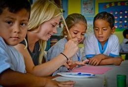 Missions de volontariat en Equateur (Galápagos) : Enseignement