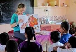 Missions de volontariat aux îles Fidji : Enseignement