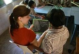 Missions de volontariat et stages en Inde : Enseignement