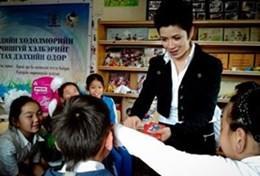 Missions de volontariat et stages en Mongolie : Enseignement