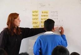 Missions de volontariat et stages au Pérou : Enseignement