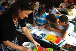 Missions de volontariat et stages en Roumanie : Enseignement