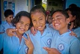 Missions de volontariat et stages aux Samoa, en Polynésie : Enseignement