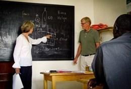 Missions de volontariat et stages au Sénégal : Enseignement