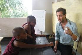 Missions de volontariat et stages au Sri Lanka : Enseignement