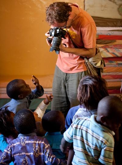 Stage journalisme en Afrique du Sud