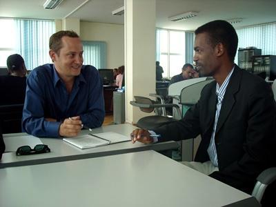 Stage en journalisme en Afrique