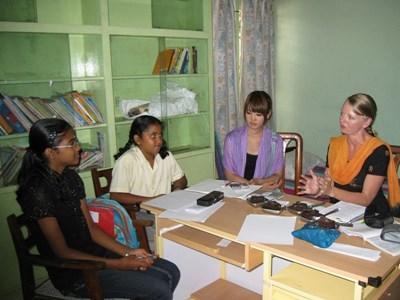 Stage journalisme en presse radio au Sri Lanka