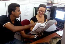 Missions de volontariat et stages en journalisme général : Sri Lanka