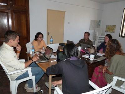 Projet journalisme en Tanzanie