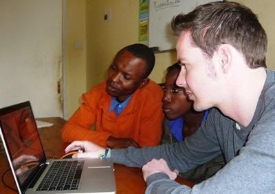 Stage en presse écrite en Afrique