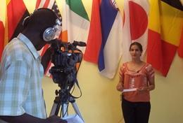 Stage journalisme à l'étranger