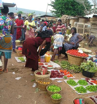 Stage finance au Ghana