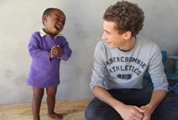 Missions humanitaires : Afrique du Sud