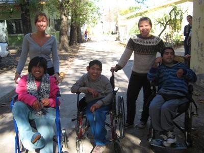 benevolat humanitaire en Argentine