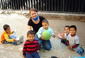 Mission humanitaire dans un orphelinat en Amérique Latine : Belize