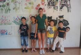 Mission humanitaire à l'étranger : Chine