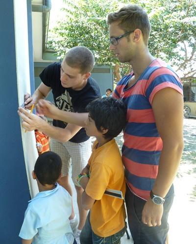 Aide à l'enfance Costa Rica