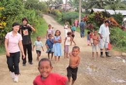 Missions humanitaires : Fidji