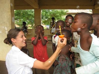 Bénévolat ghana