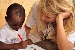 Missions humanitaires : Ghana