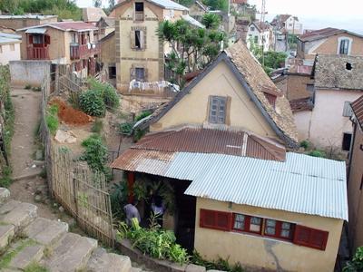 Habitations malgaches