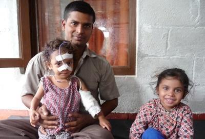 Missions humanitaires au Népal