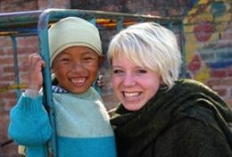 Missions humanitaires : Népal