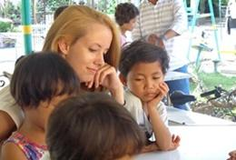 Mission humanitaire à l'étranger : Philippines