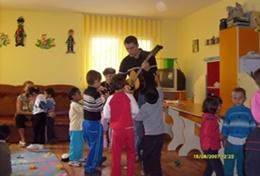 Mission humanitaire dans un centre d'accueil en Europe de l'Est : Roumanie