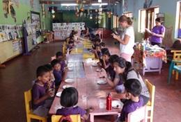 Mission humanitaire en Asie : Sri Lanka