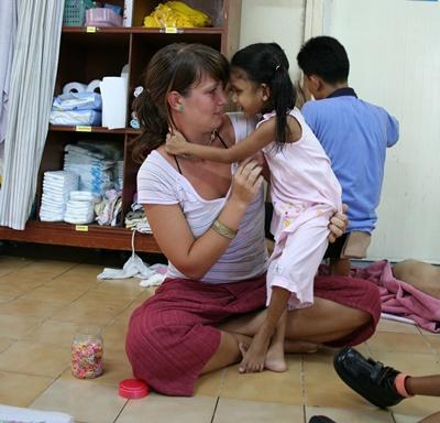 Missions humanitaires en Thaïlande