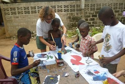Volontariat en orphelinat au Togo