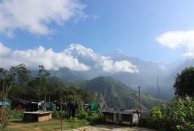 Mission humanitaire à l'étranger : Nepal
