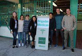 Missions humanitaires : Mexique