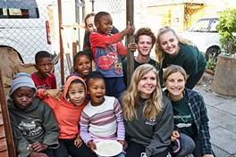 Partez en mission de volontariat à Noël : Afrique du Sud